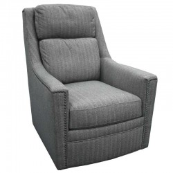 Pierce Swivel Chair Thorn...