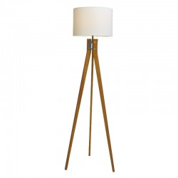 Ixia Floor Lamp Solid Wood...