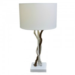 Ixia Table Lamp Poly Resin...