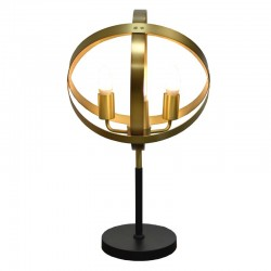 Ixia Table Lamp Metal Satin...